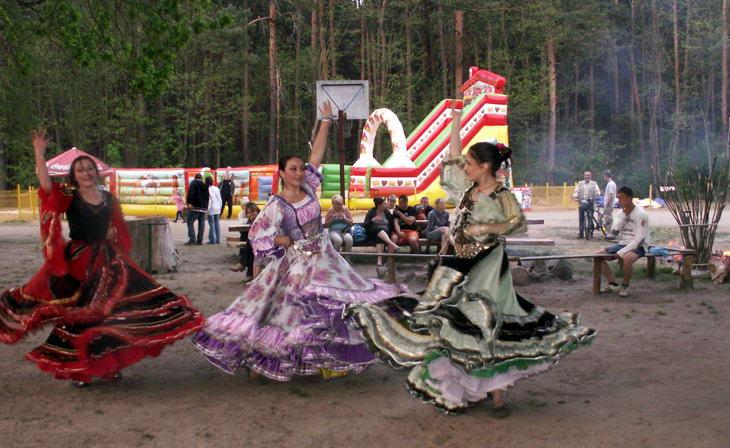 Dzika Ochla - Cygańskie tańce